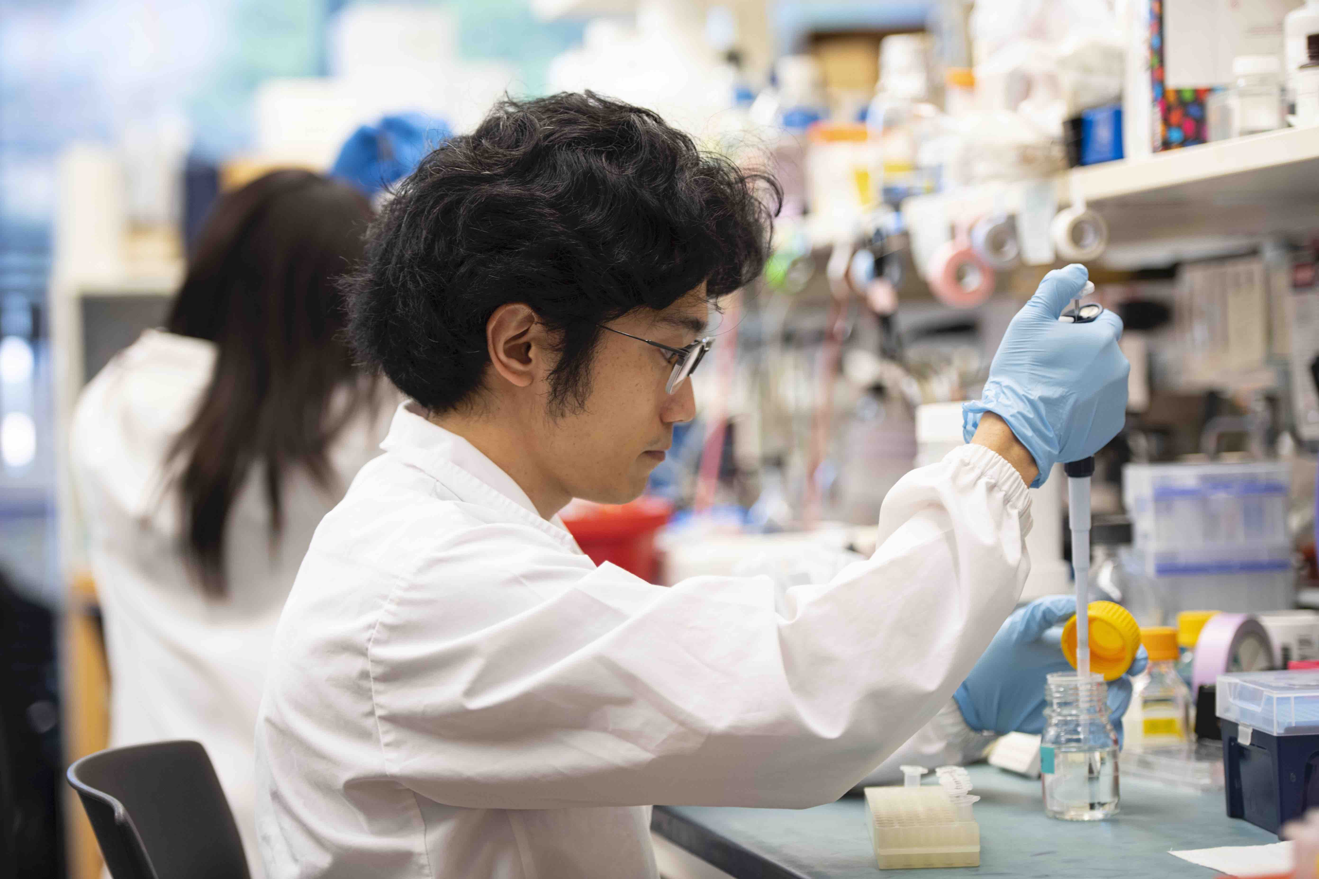 Welcome to The Sasaki Lab